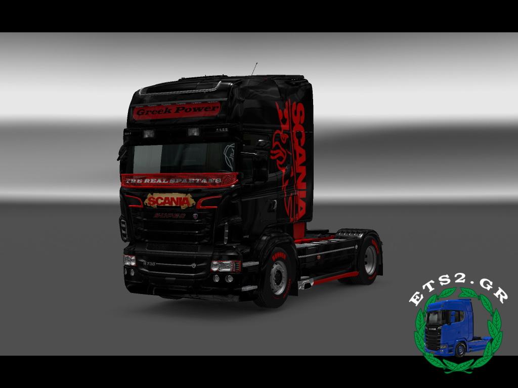Greek Power Rjl Scania 1.27-1.37 by Doukas